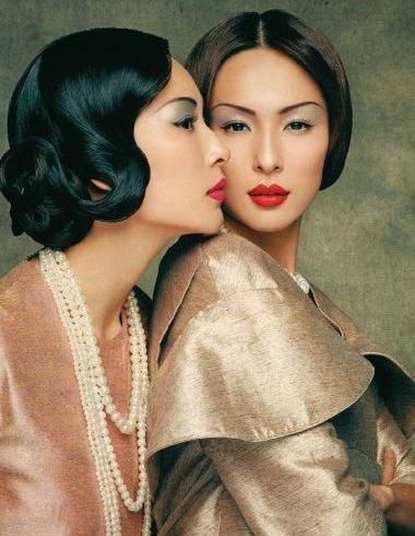 世纪穿越 老上海的美妆记忆