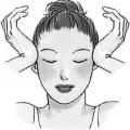 勤练脸部瑜珈动作变瘦脸美人