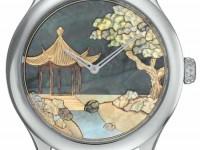 感恩父亲节:梵克雅宝温馨系列腕表